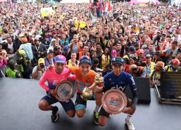 "Nairo Quintana, Rey en Palmas. ""Supermán"" López, gran campeón del Tour Colombia UCI 2.1"