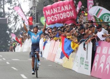 """""""Estaré en el Tour Colombia 2.1 con mi nuevo equipo"""": Nairo Quintana"""