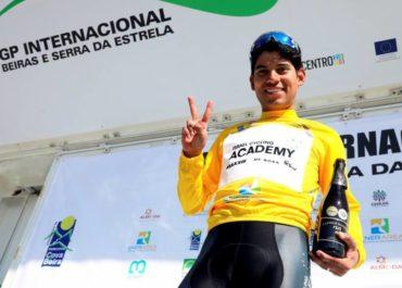 Edwin Ávila sí estará con la élite del Israel Cycling Academy en el Tour Colombia 2.1
