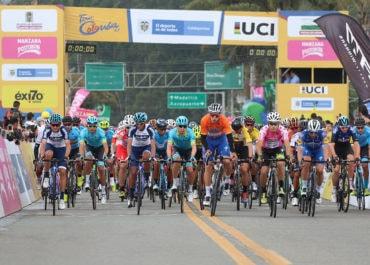 Seis equipos World Tour confirman su presencia en el espectáculo del Tour Colombia 2.1