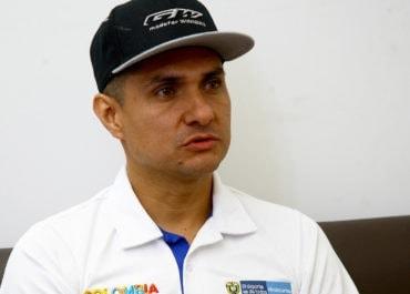 """""""El Tour Colombia nos dará la posibilidad de mostrar nuevas figuras del ciclismo colombiano"""" Luis A. Cely"""