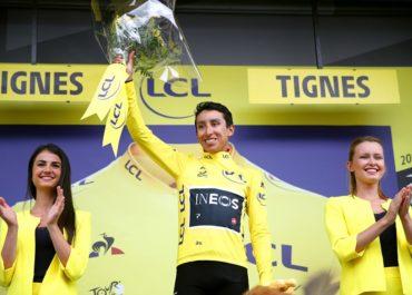 Nómina de lujo del Team Ineos para el Tour Colombia 2.1
