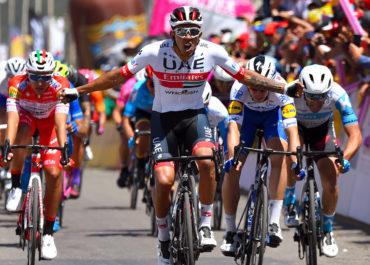 Sebastián Molano gana de local en Duitama. Jonathan Caicedo sigue líder del Tour Colombia