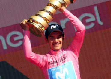 """""""El Tour Colombia es el único evento en Suramérica donde están todas las estrellas"""" Richard Carapaz"""