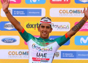 """""""Ganar acá es lo mejor porque estoy con mi gente"""" Sebastián Molano"""